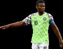 John Obi Mikel football render