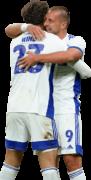Jonas Wind & Kamil Wilczek football render