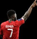Jonathan Bamba football render