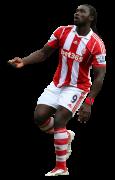 Kenwyne Jones football render