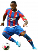 Jordan Ayew football render