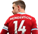 Jordan Henderson football render