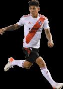 Jorge Carrascal football render