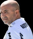 Jorge Sampaoli football render