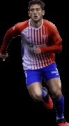 José Gragera football render