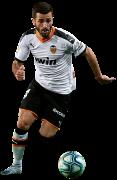 Jose Luis Gaya football render