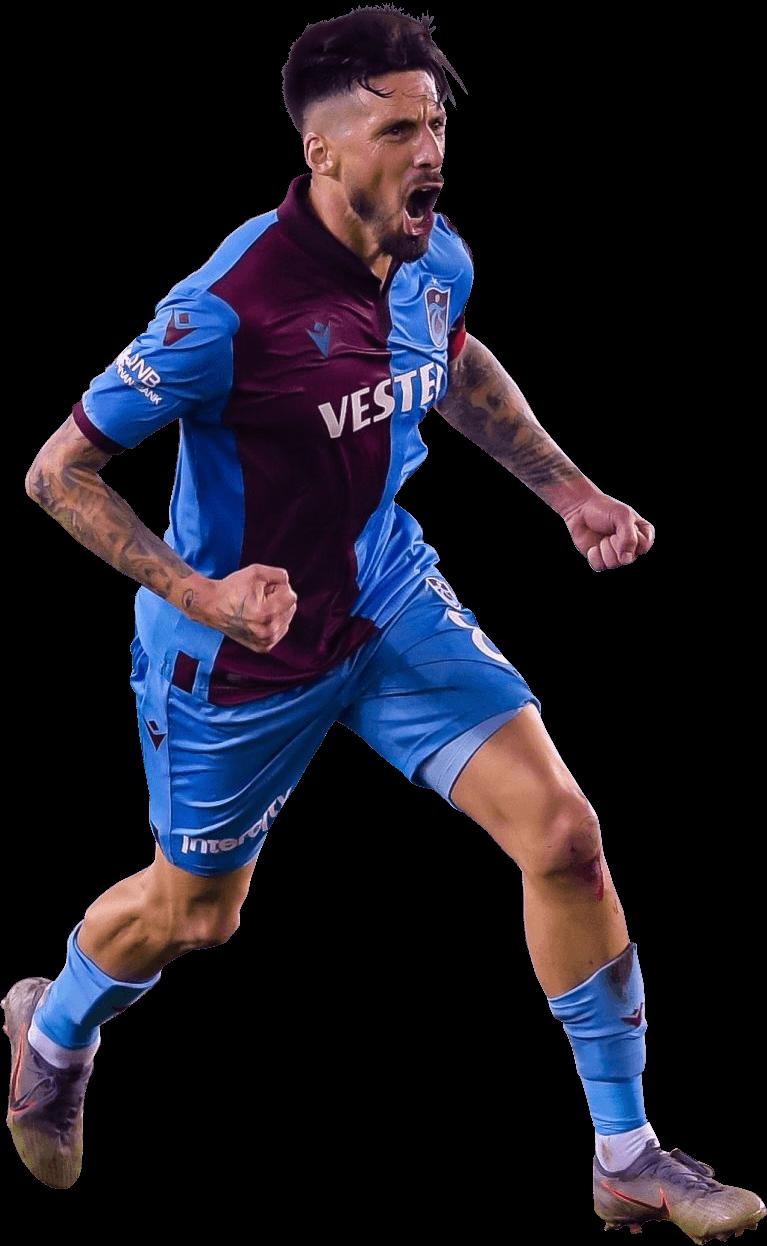 José Sosa football render - 60307 - FootyRenders