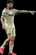 José Sosa football render