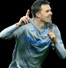 Josip Ilicic football render