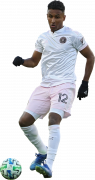 Juan Agudelo football render