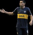 Juan Román Riquelme football render