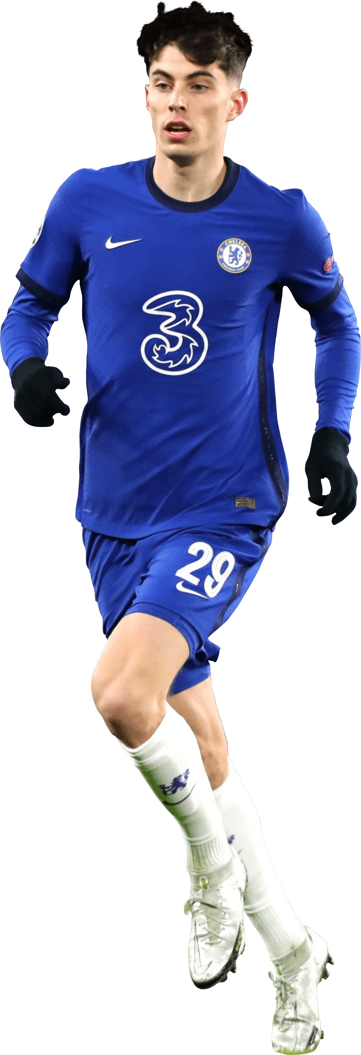 Kai Havertz football render - 75654 - FootyRenders