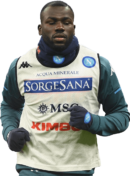 Kalidou Koulibaly football render