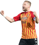 Kamil Glik football render