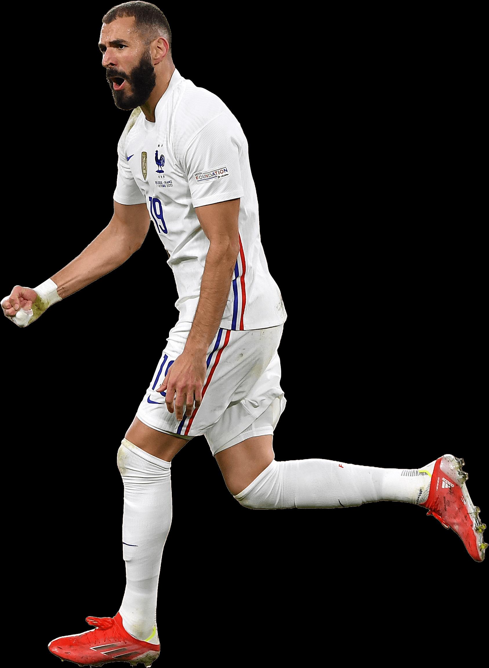Karim Benzemarender