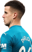 Karl Darlow football render