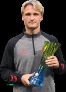 Kasper Dolberg football render