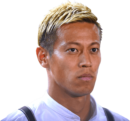 Keisuke Honda football render