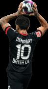 Kerem Demirbay football render