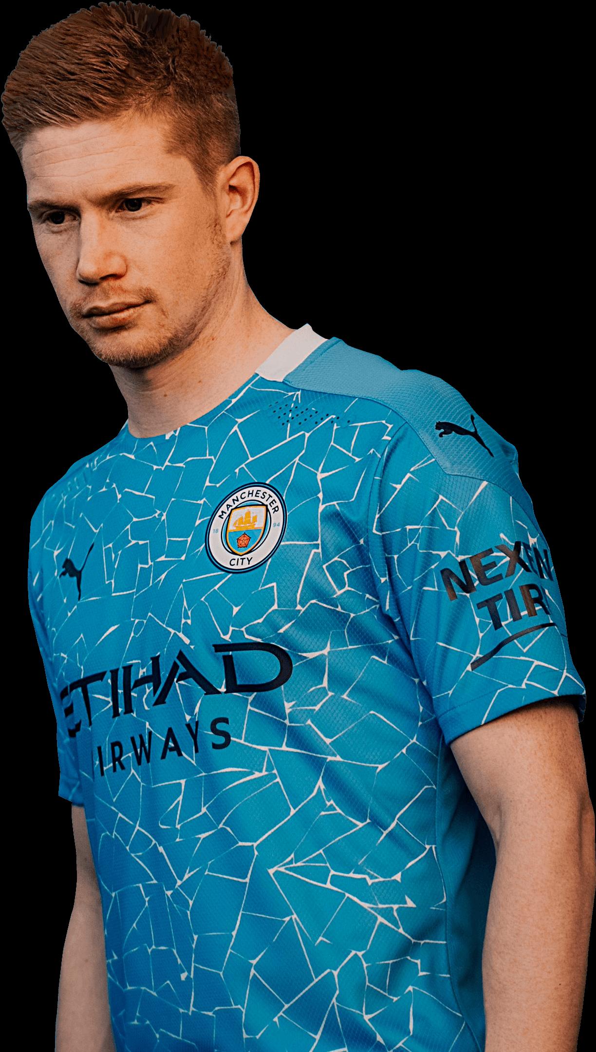 Kevin De Bruyne football render - 69540 - FootyRenders