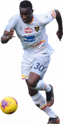 Khouma Babacar football render