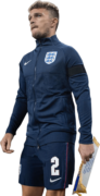 Kieran Trippier football render