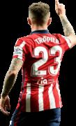 Kieran Trippier football render