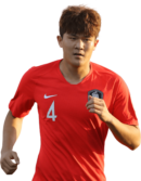 Kim Min-jae football render