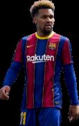 Konrad de la Fuente football render
