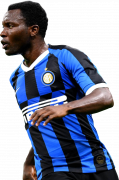 Kwadwo Asamoah football render