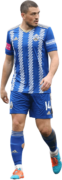 Kyriakos Papadopoulos football render