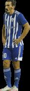 Lazaros Christodoulopoulos football render