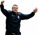 Lee Clark football render