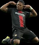 Leon Bailey football render