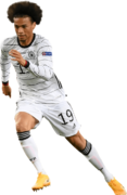 Leroy Sané football render