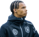 Leroy Sané football render