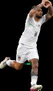 Lorenzo Insigne football render