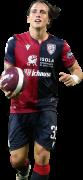 Luca Pellegrini football render