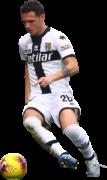 Luca Siligardi football render