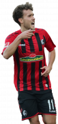 Luca Waldschmidt football render
