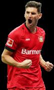 Lucas Alario football render