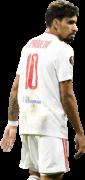 Lucas Paquetá football render