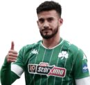 Lucas Villafañez football render