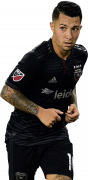 Luciano Acosta football render