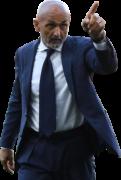Luciano Spalletti football render