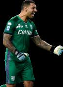 Luigi Sepe football render