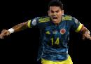 Luis Diaz football render