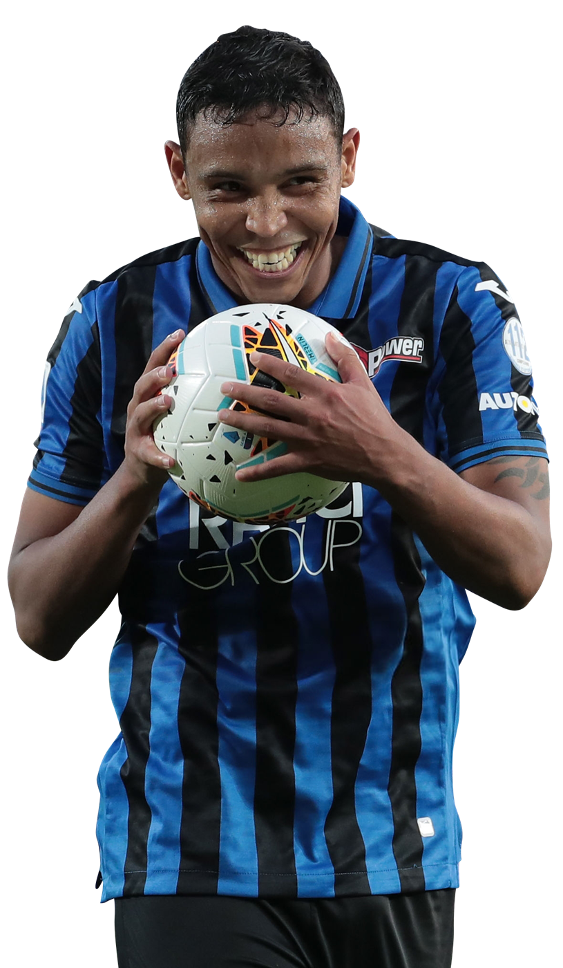 Luis Muriel football render - 61844 - FootyRenders