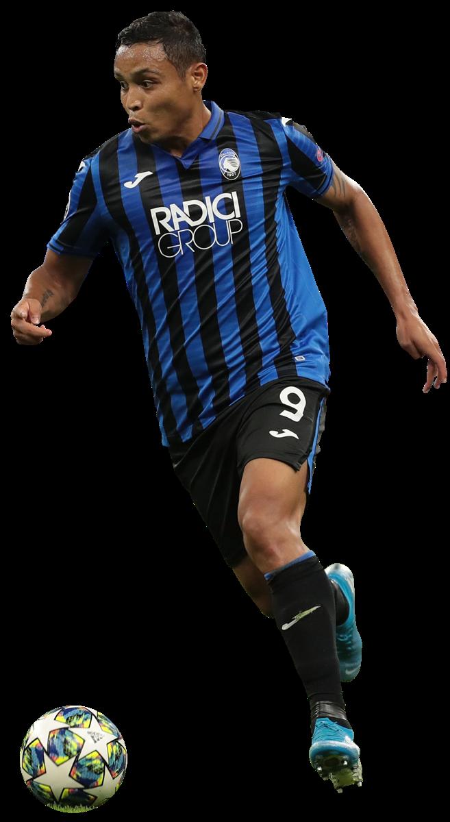 Luis Muriel football render - 60365 - FootyRenders