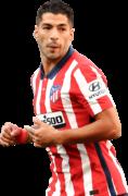Luis Suarez football render